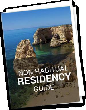 Non Habitual Residence Guide Image